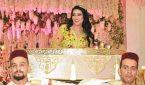استقبال خاص للفنانة سمية الخشاب بمهرجان هرهورة