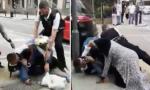 الشرطة البريطانية تعتدي على مواطن كويتي أمام زوجته بوحشية في لندن