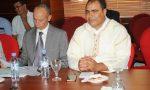 مصطفى ابو الخير ينتقد الوضع الصحي باقليم الفقيه بن صالح بحضور وزير الصحة