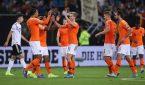 هولندا تهزم ألمانيا برباعية