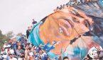 ثلاثون ألف أرجنتيني يستقبلون «الأسطورة» مارادونا