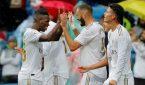 بنزيمة يقود ريال مدريد لفوزه الأول على ليفانتي
