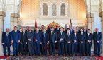 جلالة الملك محمد السادس يعين اعضاء الحكومة في الصيغة الجديدة
