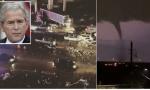 الإعصار يضرب دالاس مدينة بوش ليلاً وبلا تحذير..