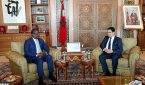 رئيس الجمعية الوطنية بجمهورية ساوتومي وبرانسيبي يبرز جودة العلاقات بين بلده والمغرب